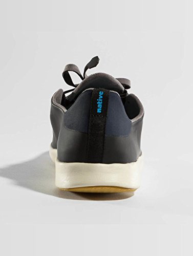 Apollo Rubber Regatta Sneaker Blue Jiffy Bone Fashion White Native Natural Moc Unisex Black 5Txq4