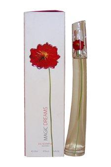Rêves de magie femme Eau De parfum Spray Parfums Rivera, 3,4 onces