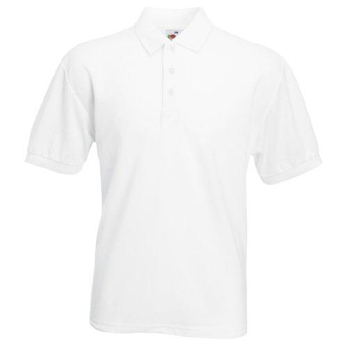 65/35 Polo M,White*