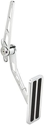Chrome Steel and Billet Aluminum Throttle Pedal