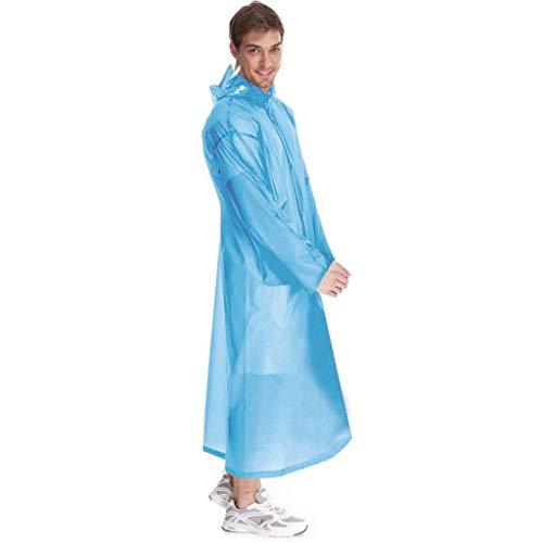 Raincoat Femelle Imperméable Translucide En Light Voyage Qff Sur Et Chic Air Drifting Plein Bolawoo Adulte Blau Mode w6ZqEnxP5I