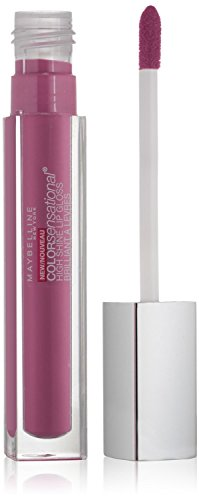 (2 Pack)-Maybelline ColorSensational High Shine Lip Gloss-Raspberry Reflections #100, 0.17 Fluid Ounce each