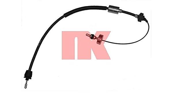 NK 923927 Cable de accionamiento, accionamiento del embrague: Amazon.es: Coche y moto
