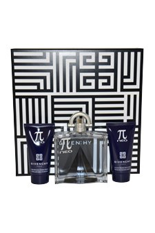 Givenchy Pi Neo 3Pc Set [ 3.3Oz Edt Spray, 1.7Oz Hair Body Shower Gel, 1.7Oz After Shave Balm] Men