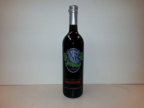 VSOP Dark Chocolate Aged Dark Balsamic Vinegar of Modena (750 ml / 25.36 oz)