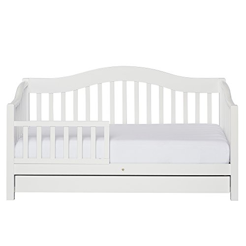 Dream On Me Toddler Day Bed, White by Dream On Me