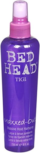 Tigi Bed Head Maxed-Out Massive Hold Hairspray, 3.8 Ounce - Bed Head Texture Spray