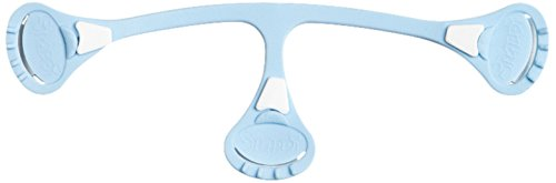 Snappi Cloth Diaper Fastener, Pastel Blue, Size 1