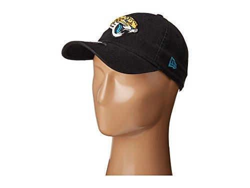 New Era Men's Jacksonville Jaguars 9TWENTY Core Black One Size Fits All