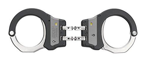 (Asp Law Enforcement Identifier Hinge Ultra Cuffs Gray ASP Identifier Hinge Ultra Cuffs Gray, 56012)