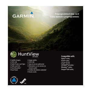Garmin 010-12601-00 Huntview Map Card - South Carolina by Garmin