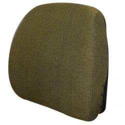 Respaldo, asiento hidráulico o mecánico, tela, marrón, nuevo, John Deere, AR71107