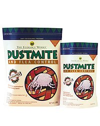 Dust Mite & Flea Control 2 lbs by The Ecology Works