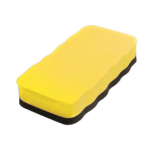 (Dowling Magnets Magnetic Whiteboard Eraser: Solid Rectangle)