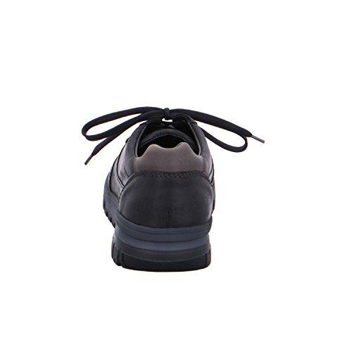 Homme Rouge Mephisto Chaussures à pour Ville de Lacets xx74q1wF