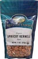 Shiloh Farms Organic Apricot Kernels Sweet -- 11 oz