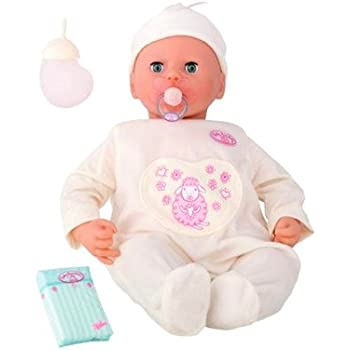 Amazon Com Baby Annabell 18 Quot Doll Version 9 Toys Amp Games
