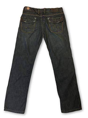 Rrp Strellson £79 In 00 Kopenik Blue W34l34 Jeans qHgRwz