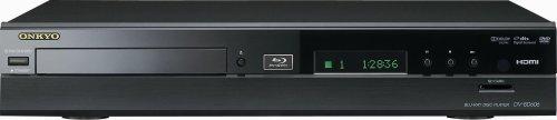 Onkyo DV-BD606 Blu-ray Single Disc Player (Best Onkyo Blu-ray Players)