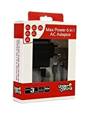 Under Control-Ladegerät für Konsole (Kompatibel mit Nintendo 3DS)
