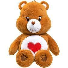 Care Bears 24' Plush (Tenderheart Bear) - Colors may vary