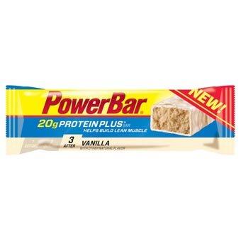 PowerBar Protein Plus Bar, Vanilla Yogurt, 15 Count