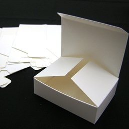 6 X Small Gift Boxes 8 7cm X 6 2cm X 2 6cm Code G White Self Assembly Box Suitable As Mini Chocolate Boxes Mini Fudge Boxes Mini Sweetie Boxes