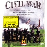 The History Channel 9 Episode Civil War Collection : Tales of the Gun: Guns of the Civil War, the Lost Battle of the Civil War, the Most Daring Mission of the Civil War, April 1865, Battlefield Detectives: The Civil War: Antietam, Battlefield Detectives: