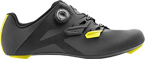 Mavic Cosmic Elite - Mavic Cosmic Elite Vision cm Cycling Shoe - Men's Black/Yellow Mavic/Black, US 10.5/UK 10.0