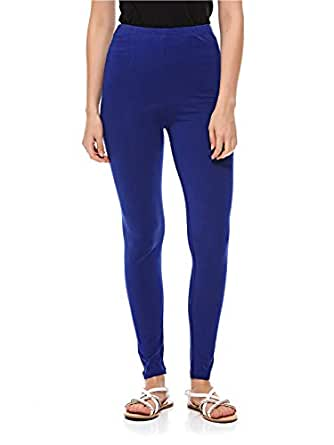 Skinny Leggings For Women - Royal Blue