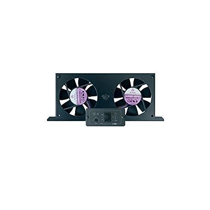 Kit ventilador 2 del ventilador + del panel de control CBE P292-2 ...