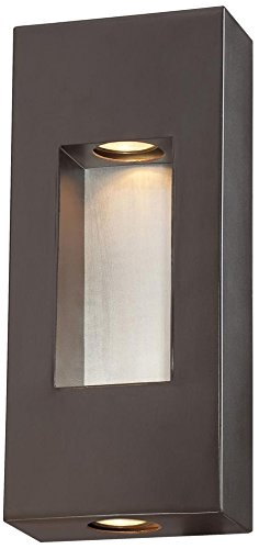 Minka lavery 72371 615b 2 light outdoor pocket lantern dorian minka lavery 72371 615b 2 light outdoor pocket lantern dorian bronze finish aloadofball Choice Image