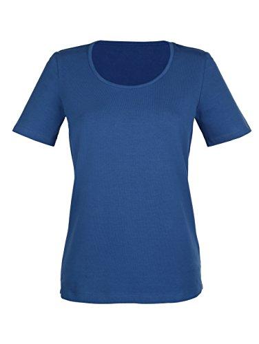 Damen Shirt mit hohem Baumwollanteil 40 by Paola