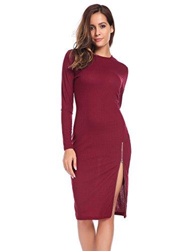 Zipper Dress - 8