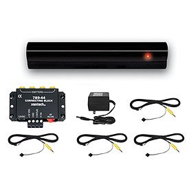 - XANTECH 48195DKIT Plasma-Proof Designer Dinky Link (TM) Infrared Receiver Kit