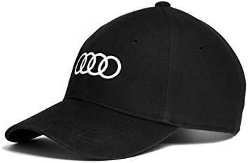 Audi Gorra de béisbol Original Unisex (Negro): Amazon.es: Coche y moto