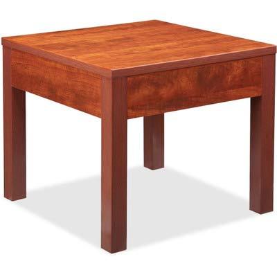 Corner Lorell - Lorell LLR61624 Occasional Corner Table, 0.5