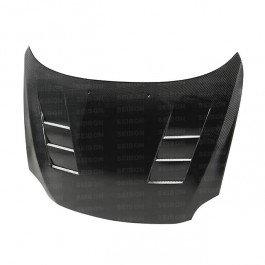 Seibon TS-Style Carbon Fiber Hood for 2005-2010 Scion (Tc Seibon Oem Carbon Fiber)