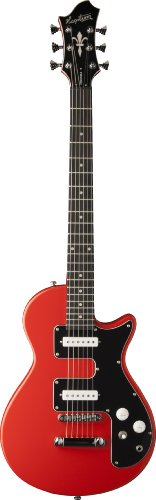 Hagstrom METRPS-IRD Metropolis Series Electric Guitar,, used for sale  Delivered anywhere in USA