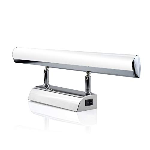 Luxvista LED Vanity Mirror Lights 5W LED Vanity Light Fixture with Switch -