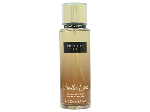 Victoria's Secret Fantasies Fragrance Mist Vanilla Lace, 8.4 Ounce