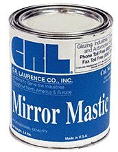 CRL Heavy Bodied Mirror Mastic - 1 GALLON