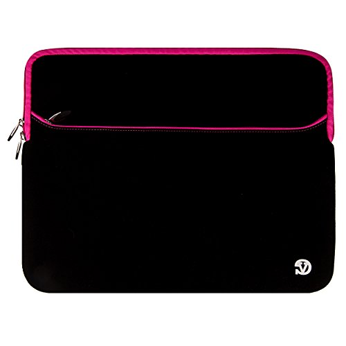 Water Resistant Laptop Tablet Sleeve Pouch Cover for Toshiba Satellite Z Series / Fujitsu Lifebook / Samsung Notebook 5 / Notebook 7 / Notebook 9 Pro (Samsung 840 Pro Series 128gb compare prices)