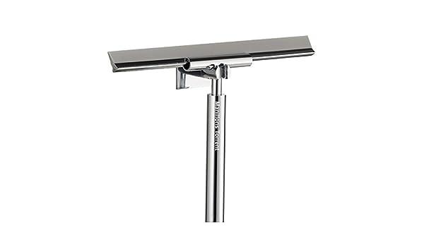 Manillons Torrent Limpia MAMPARA Adhesiva - Cromo | Modelo 6353 Accesorio para Cuarto de baño: Amazon.es: Hogar