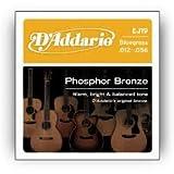 Best D'Addario Bottom Hybrids - D'Addario EJ19 Phosphor Bronze Acoustic Guitar Strings, Bluegrass Review