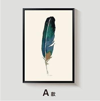 Superior T.T Q Modernes Einfaches Verziert Ein Gemälde Das Wohnzimmersofa Hängt Ein  Gemälde Und Kombiniert,