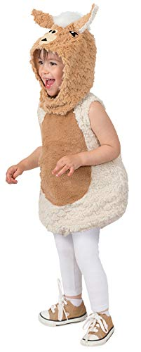 Princess Paradise Kid's Lenny The Llama Childrens Costume, as Shown, 2T -