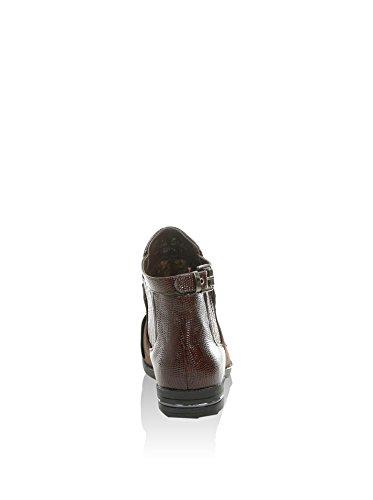 Like Style 6234 3 Stiefeletten braun, Groesse:40.0