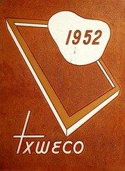 (Reprint) Yearbook: 1952 Texas Wesleyan University Txweco Yearbook Fort Worth - Store University Worth Fort