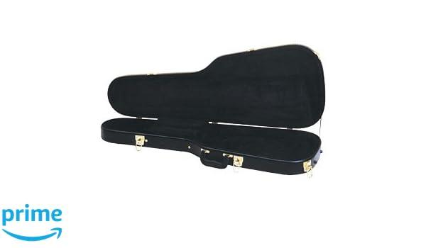 f4d3ddd005 Golden Gate C-1516 Electric Guitar Premier Hard-shell Case: Amazon.ca:  Musical Instruments, Stage & Studio